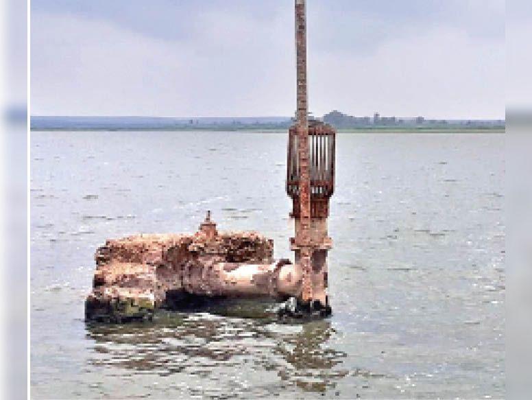 सीताराम जाजू सागर बांध। - Dainik Bhaskar