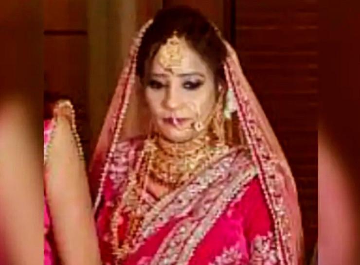 सीकर के युवक से सगाई कर छोड़ने के बाद जयपुर में फौजी रामदयाल से शादी कर ली
