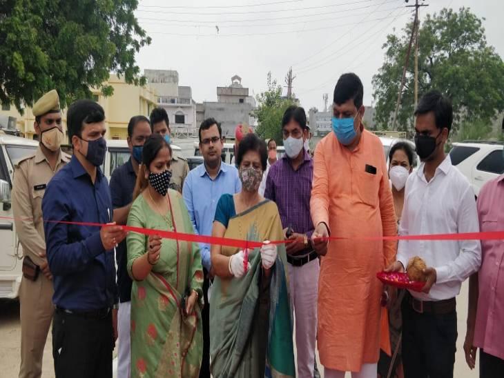 औरंगाबाद जागीर में 150 रुपए के किराए पर कमरे देगा लखनऊ नगर निगम, डूडा ने बनवाए हैं 40 कमरे|लखनऊ,Lucknow - Dainik Bhaskar