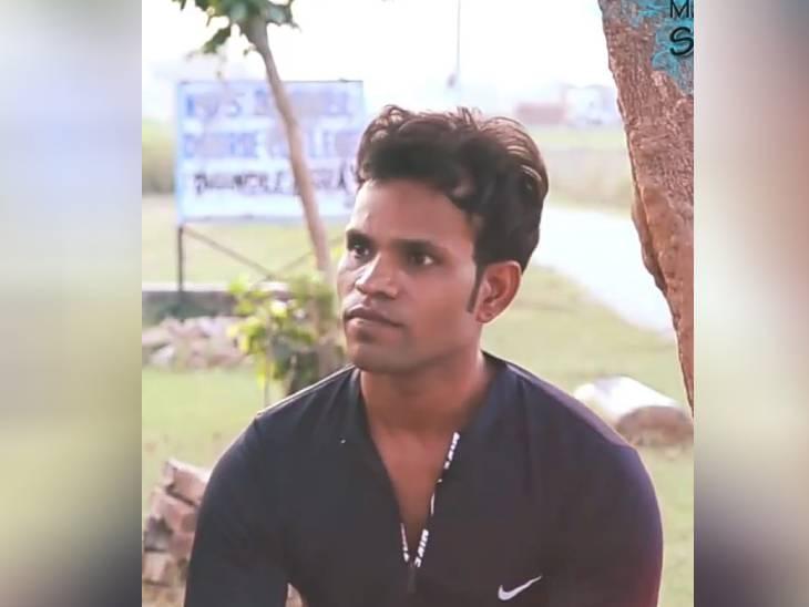 पुलिस हत्यारोपी अजय की तलाश कर रही है।