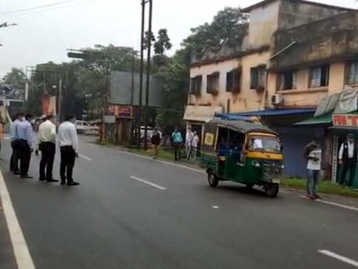 CBI की टीम पहुंची हजारीबाग, धनबाद मेंएक बार फिर सीन रिक्रिएट कर पूरे घटनाक्रम की बारीकियाें को समझा रांची,Ranchi - Dainik Bhaskar