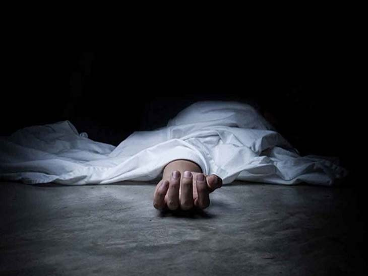 मृतक की पहचान सुनील यादव के रूप में की गई। (प्रतीकात्मक फोटो) - Dainik Bhaskar