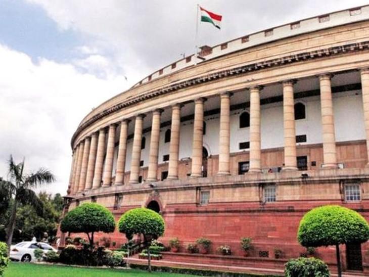 राज्यसभा के एक अधिकारी ने बताया कि मानसून सत्र के अभी तक तीन हफ्ते में सदन ने कुल 22.60% कामकाज किया है। - Dainik Bhaskar