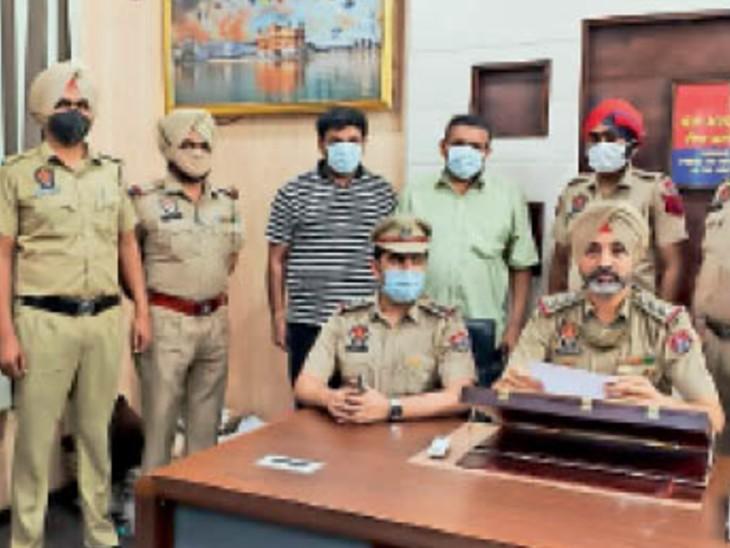 ओवरचार्जिंग में न्यू लाइफ लाइन हॉस्पिटल जीरकपुर के एमडी, डायरेक्टर गिरफ्तार|जीरकपुर,Zirakpur - Dainik Bhaskar