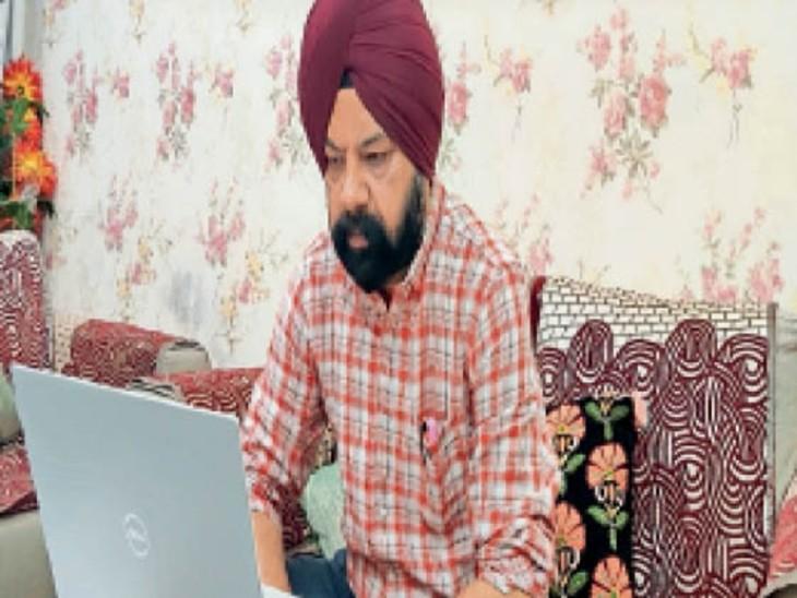 डाॅ. हरप्रीत सिंह - Dainik Bhaskar