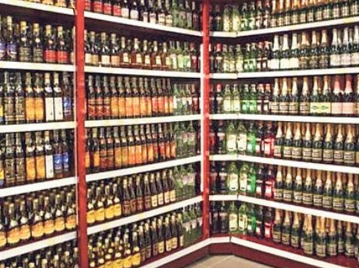 ऑक्शन में 9 दुकानें खरीदने वाले आरएसबीसीएल ने 8 सरेंडर की, शराब की दुकानाें पर कराेड़ाें की बाेली नहीं आई रास|जयपुर,Jaipur - Dainik Bhaskar