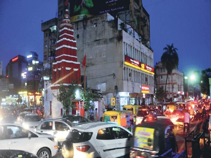 94 दिन बाद खुले मॉल, पहले दिन 25 फीसदी ग्राहक ही पहुंचे, 30 फीसदी तक कारोबार; सभी बाजार भी एक साथ खुले|पटना,Patna - Dainik Bhaskar
