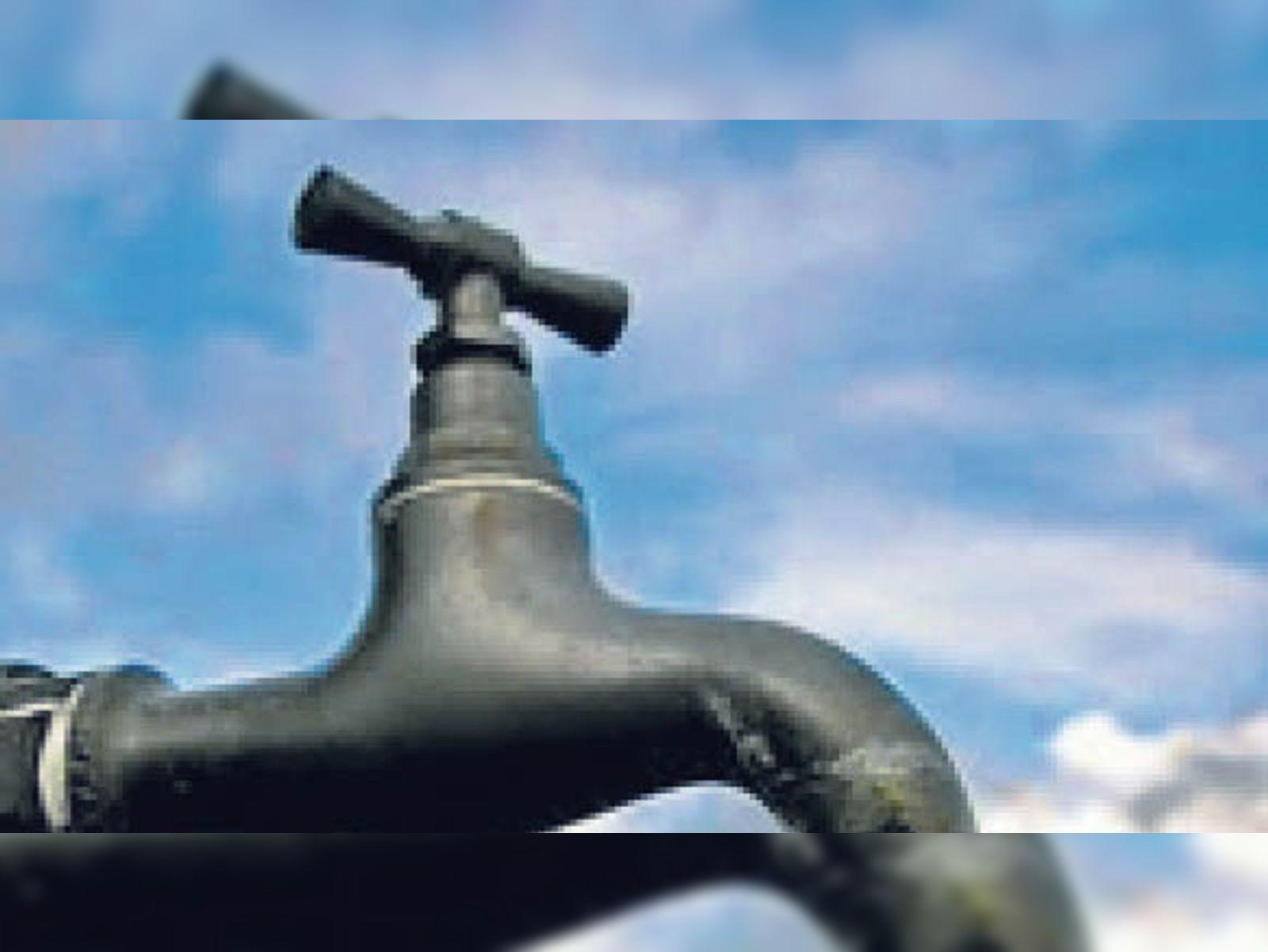 झालाना व माॅडल टाउन में एक जलाशय से पेयजल सप्लाई करने की प्लानिंग|जयपुर,Jaipur - Dainik Bhaskar