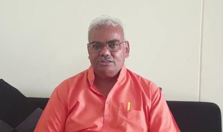 BJP के प्रदेश महामंत्री व रामगंजमंडी विधायक मदन दिलावर ने कांग्रेस सरकार पर हमला बोला है। - Dainik Bhaskar