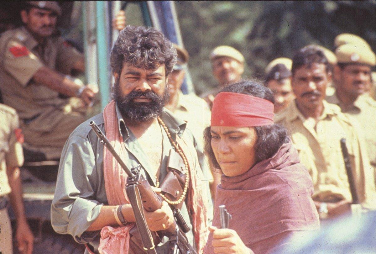 शेखर कपूर की फिल्म बैंडिट क्वीन में अनुपम श्याम ने बाबा घनश्याम का किरदार निभाया था।