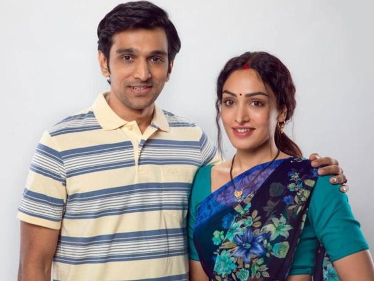 हंसल मेहता की अपकमिंग फिल्म में पहली बार साथ नजर आएंगे प्रतीक गांधी और खुशाली कुमार, भंसाली की 'हीरा मंडी' में फ्री में काम करने को तैयार हैं आलिया भट्ट बॉलीवुड,Bollywood - Dainik Bhaskar
