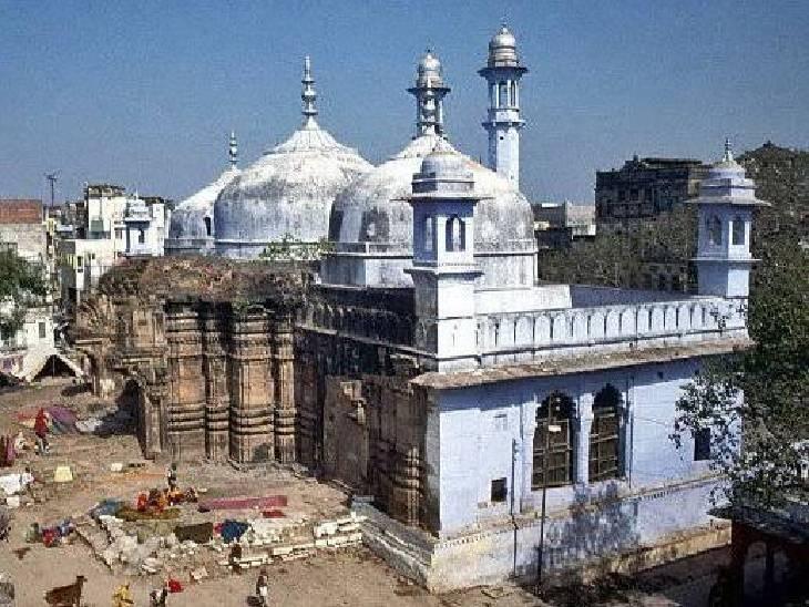 मस्जिद के पक्षकारों ने पुरातात्विक सर्वेक्षण के खिलाफ दाखिल निगरानी याचिका ली वापस, बोले- हाईकोर्ट में याचिका दाखिल होने की वजह से लिया फैसला|वाराणसी,Varanasi - Dainik Bhaskar