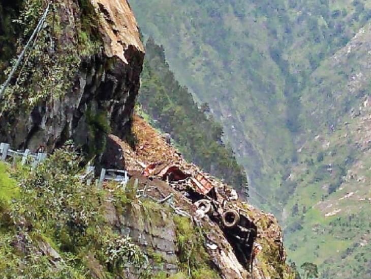 2 साल में 47 बार लैंडस्लाइड, इस साल अभी तक 31 बार हो चुकीं हैं राज्य में ऐसी घटनाएं|शिमला,Shimla - Dainik Bhaskar