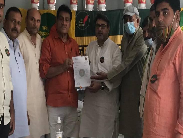 5 सितंबर को मुजफ्फरनगर में होने वाली महापंचायत को जय किसान आंदोलन का समर्थन, गांव-गांव में संपर्क शुरू; पदाधिकारी भी घोषित मेरठ,Meerut - Dainik Bhaskar