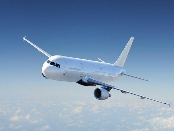 पिछले साल 25 मार्च से बंद इंदौर से दुबई की सीधी उड़ान को एक बार फिर शुरू करने की तैयारी इंदौर,Indore - Dainik Bhaskar