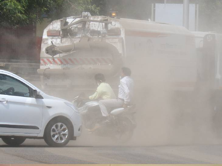 बंगाल में सिस्टम बना तो 19 अगस्त से इंदौर-ग्वालियर में होगी बारिश, भोपाल को करना पड़ेगा इंतजार|मध्य प्रदेश,Madhya Pradesh - Dainik Bhaskar