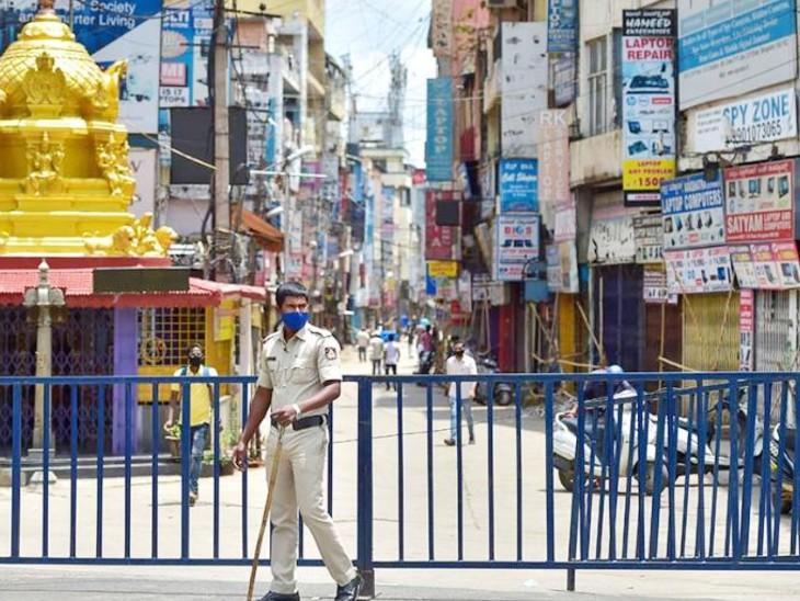 तमिलनाडु, महाराष्ट्र और केरल की सीमा से लगे 5 जिलों में स्थिति गंभीर; कर्नाटक में लॉकडाउन की आशंका|देश,National - Dainik Bhaskar