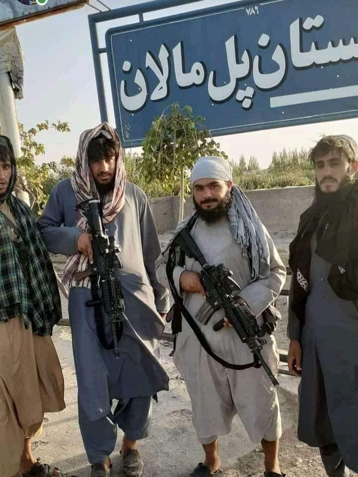 आज तालिबान ने पक्तिका पर कब्जा करने के बाद पाकिस्तान से लगी सीमा चौकी पर भी कब्जा कर लिया।