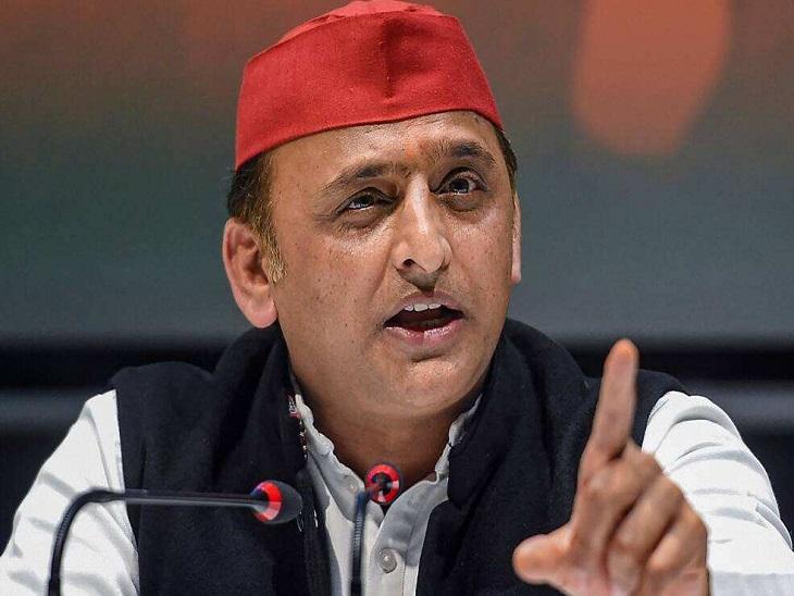 बोले- भाजपा सरकारी संपत्तियों को बेचकर देश को कंगाल बनाने में तुली है, पूंजीपतियों के लाभ के लिए देशवासियों को धोखा दे रही लखनऊ,Lucknow - Dainik Bhaskar