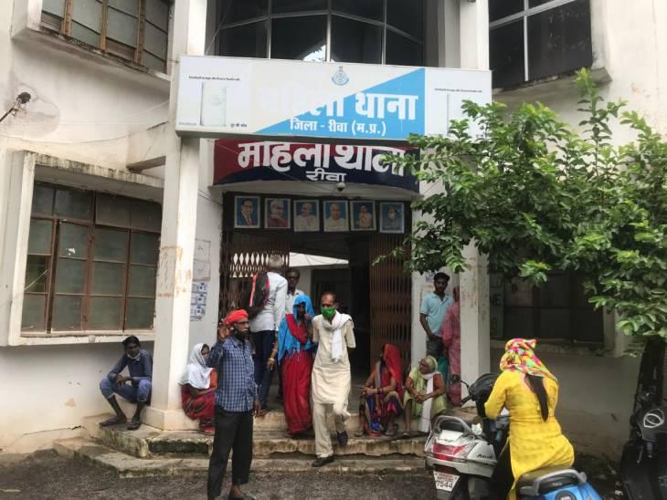 इंस्टाग्राम की अश्लील साइट पर डाला फोन नंबर, अननोन नंबर से परेशान होकर युवती पहुंची थाने, पुलिस ने दर्ज किया आईटी एक्ट का मामला|रीवा,Rewa - Dainik Bhaskar