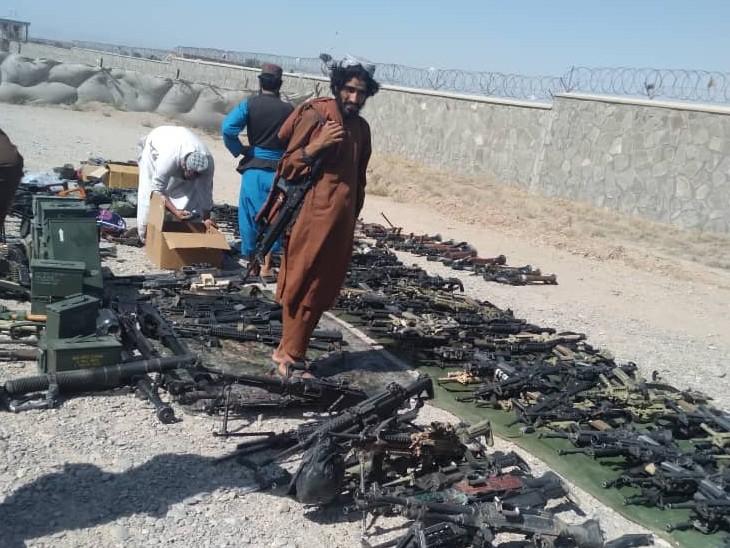 तालिबान ने दावा किया है कि शनिवार सुबह पक्तिया प्रांत की राजधानी शरना को भी कब्जे में ले लिया है।
