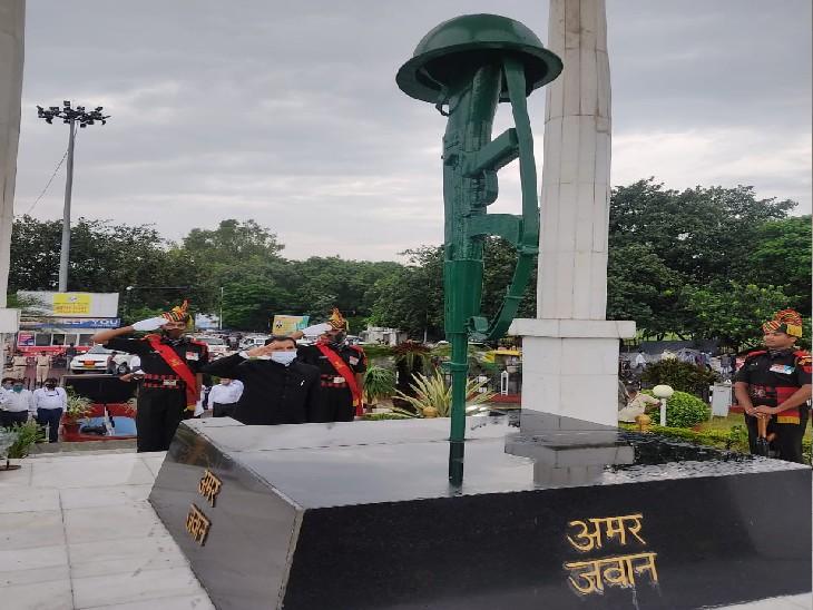 कोरोना काल में घर से देखिए परेड की सलामी से लेकर झाकी तक, लाइव के लिए कई प्लेटफार्म तैयार पटना,Patna - Dainik Bhaskar