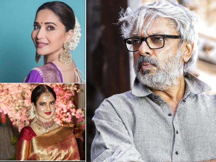 रेखा और माधूरी को हीरामंडी में कास्ट किए जाने की अफवाह पर भड़के संजय लीला भंसाली, बोले- पोर्टल खुदकी कास्टिंग कर रहे हैं|बॉलीवुड,Bollywood - Dainik Bhaskar