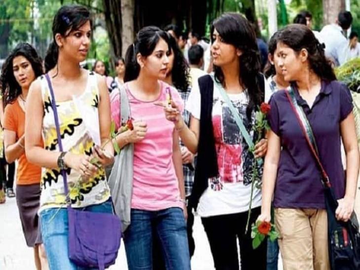 ऑफलाइन क्लास में सख्ती से कोरोना प्रोटोकॉल पालन कराने का दावा, कुछ जगह हाइब्रिड मोड में भी चलेंगी क्लास|लखनऊ,Lucknow - Dainik Bhaskar