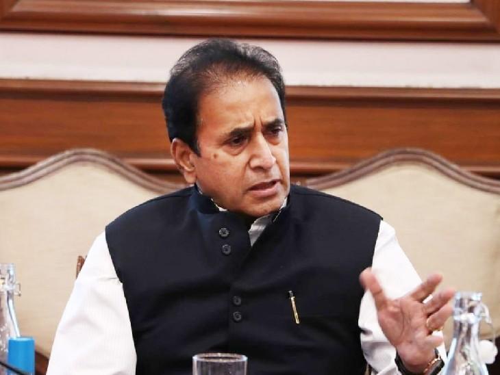 अनिल देशमुख को ईडी ने कई बार पूछताछ के लिए समन भिजवाया लेकिन देशमुख हाजिर नहीं हुए। - Dainik Bhaskar