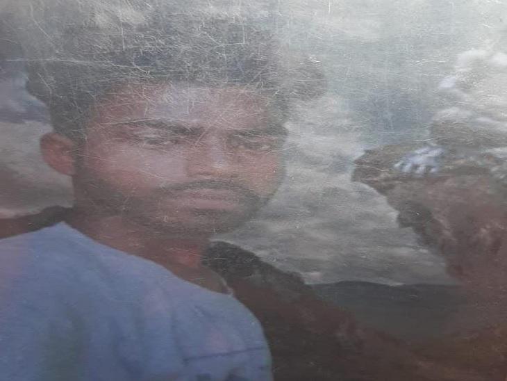 मृतक का फ़ाइल फोटो - Dainik Bhaskar