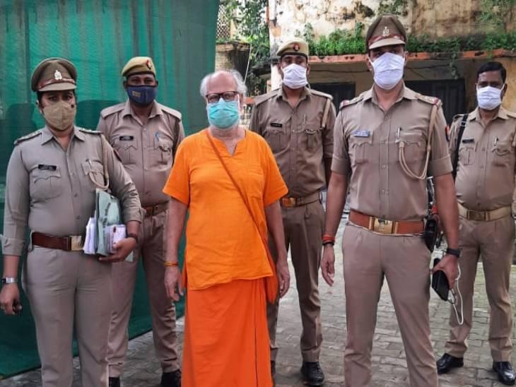 सोशल मीडिया पर पीएम मोदी के खिलाफ की अभद्र टिप्पणी, चेन्नई से पुलिस ने किया गिरफ्तार|जौनपुर,Jaunpur - Dainik Bhaskar