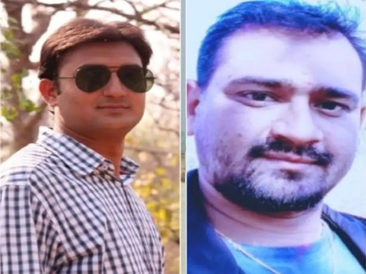 Mangesh Junghare and his brother Vinod Junghare died in an accident in Nagpur.