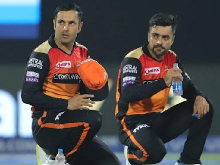 तालिबान ने देश के सभी क्रिकेट स्टेडियम पर कब्जा किया, राशिद खान सहित 3 खिलाड़ियों को छोड़ ज्यादातर वॉर जोन में फंसे क्रिकेट,Cricket - Dainik Bhaskar