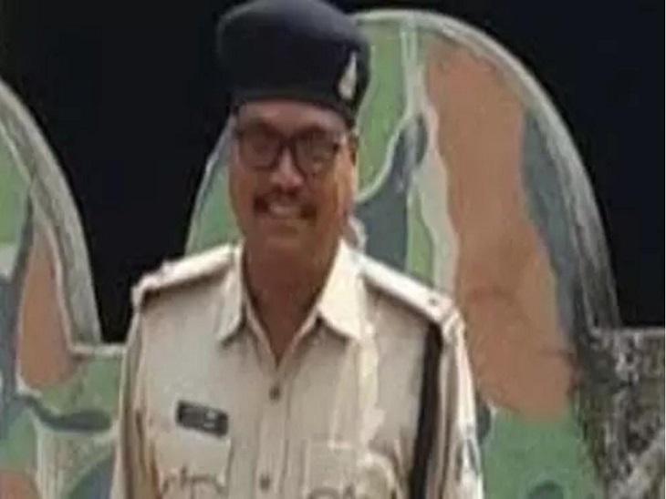 आरोपी ASI को उसके ही थाने की पुलिस ने गिरफ्तार कर जेल भेज दिया है। - Dainik Bhaskar