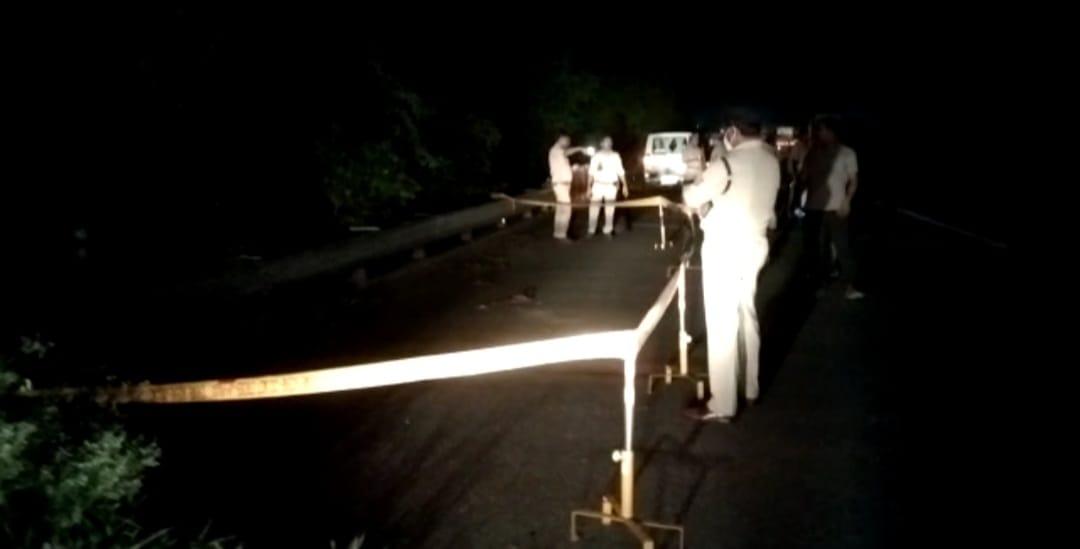 लूट , चोरी की वारदात को अंजाम देने वाले बदमाश हुए पुलिस मुठभेड़ में घायल - Dainik Bhaskar