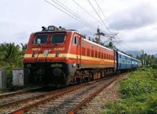 दोनों ट्रेनों के आने-जाने का समय पूर्व की तरह रहेगा। - Dainik Bhaskar