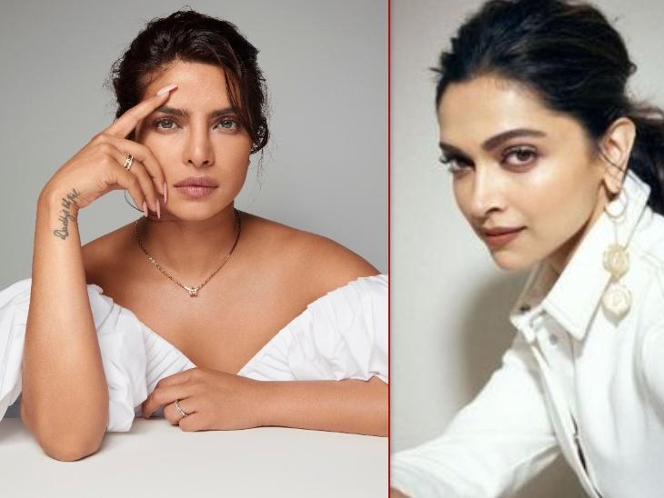 जियो MAMI मुंबई फिल्म फेस्टिवल की नई चेयरपर्सन बनीं प्रियंका चोपड़ा, 4 महीने पहले दीपिका पादुकोण ने दिया था इसी पद से इस्तीफा बॉलीवुड,Bollywood - Dainik Bhaskar