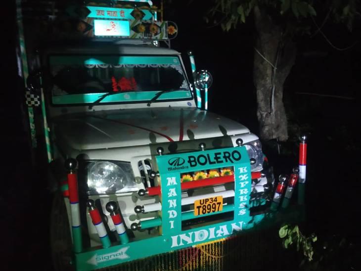 गाड़ी रुकते हुए चार बदमाशों ने बोला हमला, असलहे के बल पर लूटे एक लाख 20 हजार रुपए, मुकदमा दर्ज|सीतापुर,Sitapur - Dainik Bhaskar