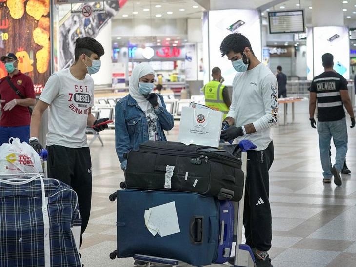 कुवैत ने भारत और पाकिस्तान समेत अन्य देशों से आने वाली कमर्शियल फ्लाइट्स पर राहत दी है।