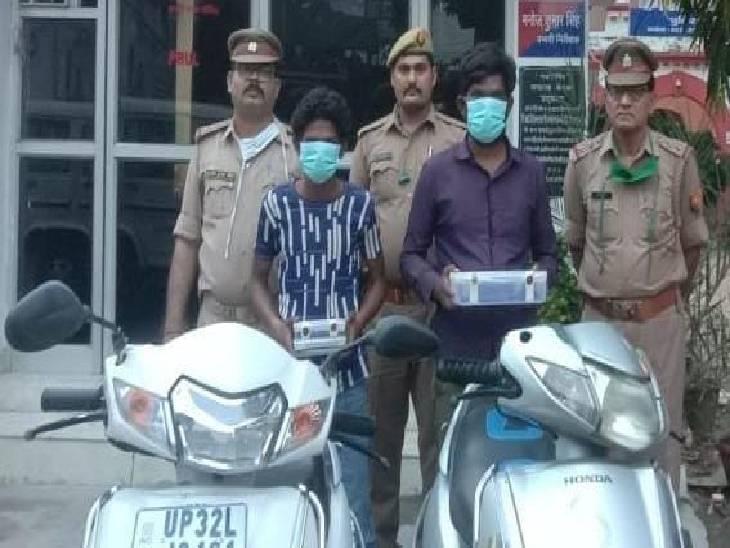 लखनऊ में ककौली गांव के पास धोखे से बुलाया, दोस्त के साथ सिर पर पीछे से मारी गोली, साथी समेत गिरफ्तार लखनऊ,Lucknow - Dainik Bhaskar