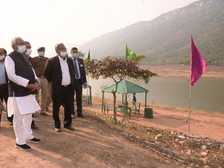 राजगीर में बनेगा फोर लेन एलिवेटेड रोड, भारत सरकार ने दी मंजूरी; अब राजगीर जाना हुआ आसान|राजगीर,Rajgir - Dainik Bhaskar