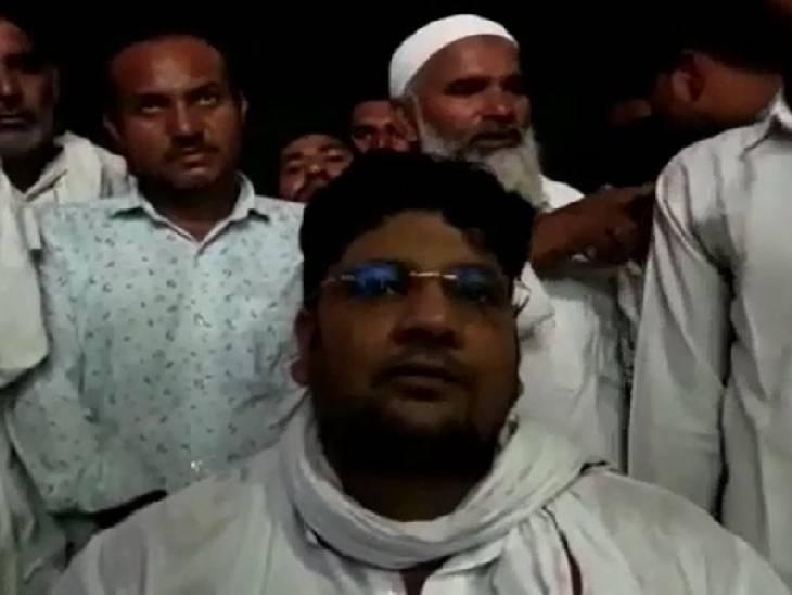 अमरोहा में प्रदेश सचिव सचिन चौधरी ने दिया बयान, कहा- घर का कोई भी सदस्य ज्वाइन करे पार्टी; 1 महीने में रिहा होंगे आजम खां|अमरोहा,Amroha - Dainik Bhaskar