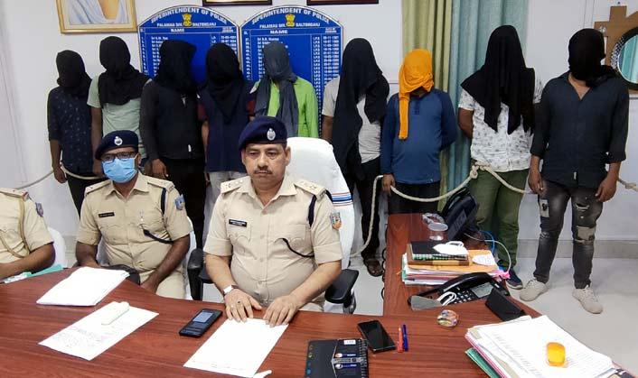Bihar crime news update -Bihar police
