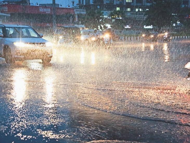 सिरमाैर, मंडी और शिमला में भारी बारिश, आपदा से जुड़े हादसों में छह लोगों की गई जान|शिमला,Shimla - Dainik Bhaskar