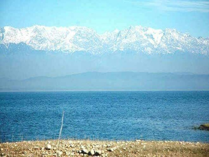 It is built on the Beas River and the Pong Dam in Kangra.