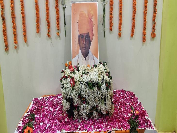 वाराणसी के BJP नेता और कार्यकर्ता मर्माहत, अलग-अलग राजनीतिक दलों के नेताओं ने जताया शोक; लोग दे रहे श्रद्धांजलि|वाराणसी,Varanasi - Dainik Bhaskar
