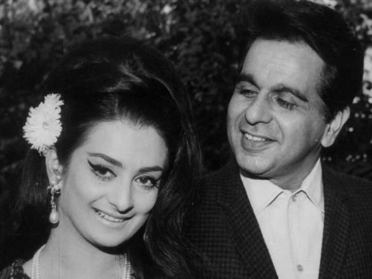 12 साल की उम्र में 22 साल बड़े दिलीप कुमार से शादी करना चाहती थीं सायरा बानो, एक्ट्रेस से मिलने रोजाना मुंबई से चेन्नई जाते थे एक्टर|बॉलीवुड,Bollywood - Dainik Bhaskar