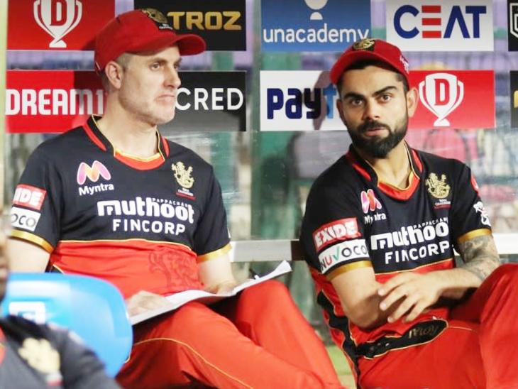पूर्व ऑस्ट्रेलियाई ओपनर ने निजी कारणों का हवाला दिया; अब न्यूजीलैंड के हेसन संभालेंगे जिम्मेदारी|IPL 2021,IPL 2021 - Dainik Bhaskar