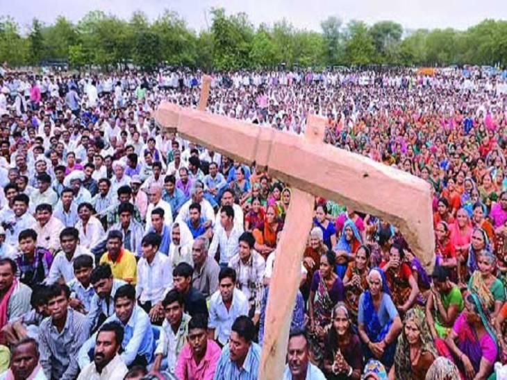 किसान विरोधी नीतियों के खिलाफ UP के 36 से ज्यादा संगठन एक मंच पर आएंगे, 26 और 27 अगस्त को करेंगे शक्ति प्रदर्शन|लखनऊ,Lucknow - Dainik Bhaskar