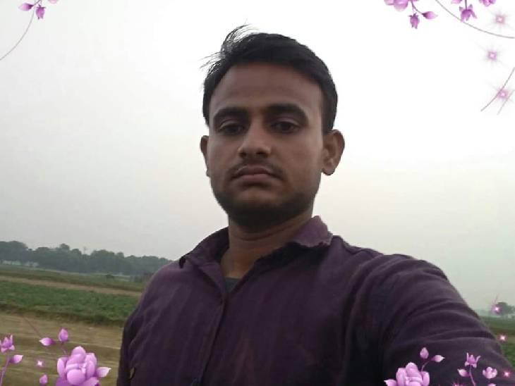 घर पहुंचा शव, राखी बंधवाने नोएडा से 300 किमी का सफर बाइक से तय कर मैनपुरी आ रहा था भाई; 90 किमी पहले आगरा में हुआ हादसा मैनपुरी,Mainpuri - Dainik Bhaskar